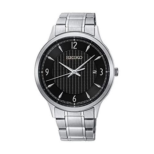 عکس نمای روبرو ساعت مچی برند سیکو مدل SGEH81P1
