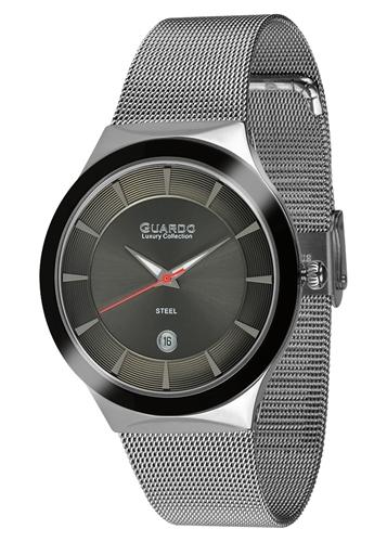 عکس نمای روبرو ساعت مچی برند گوآردو مدل S02101-1