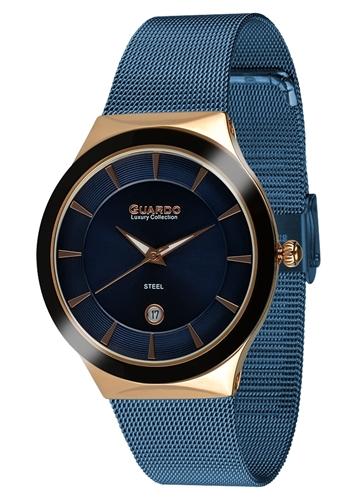عکس نمای روبرو ساعت مچی برند گوآردو مدل S02101-4