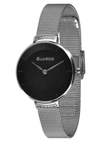 عکس نمای روبرو ساعت مچی برند گوآردو مدل 012439-1