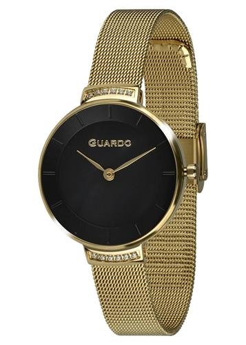 عکس نمای روبرو ساعت مچی برند گوآردو مدل 012439-3