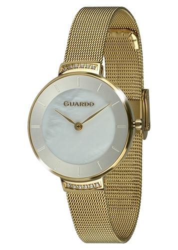 عکس نمای روبرو ساعت مچی برند گوآردو مدل 012439-4