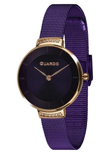 عکس نمای روبرو ساعت مچی برند گوآردو مدل 012439-6