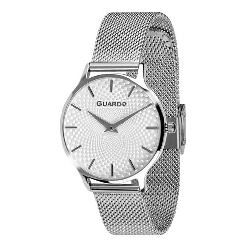 عکس نمای روبرو ساعت مچی برند گوآردو مدل 012516-2
