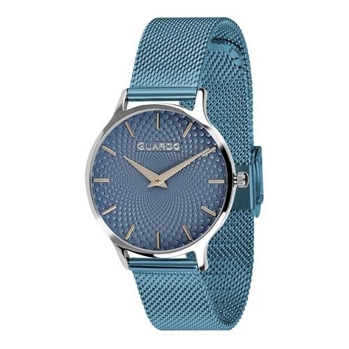 عکس نمای روبرو ساعت مچی برند گوآردو مدل 012516-3