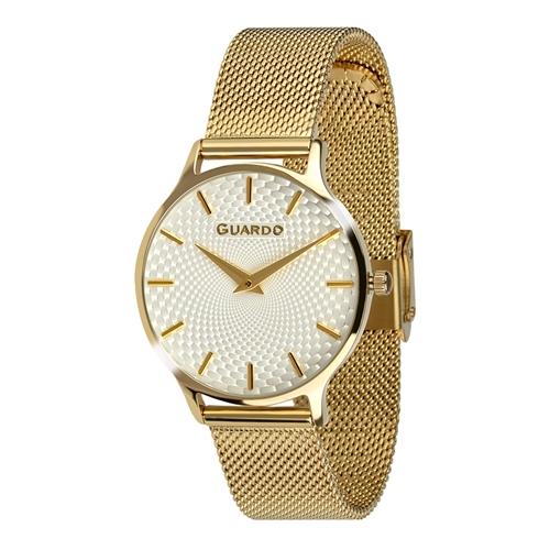 عکس نمای روبرو ساعت مچی برند گوآردو مدل 012516-4