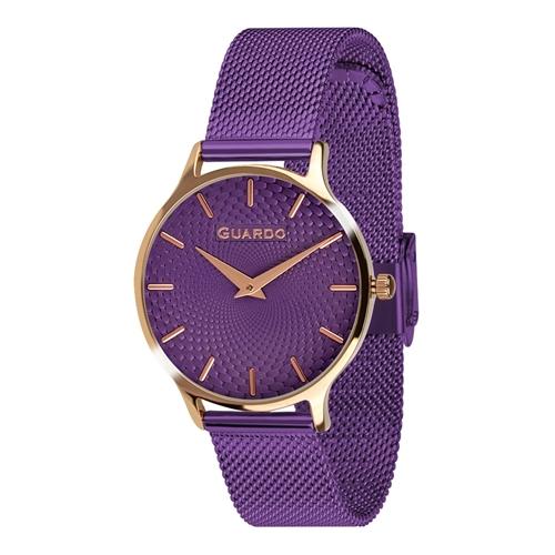 عکس نمای روبرو ساعت مچی برند گوآردو مدل 012516-5