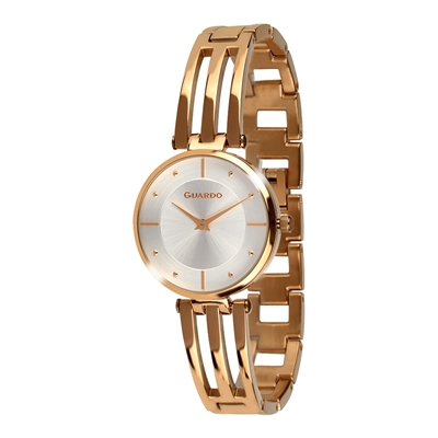 عکس نمای روبرو ساعت مچی برند گوآردو مدل T02337-5