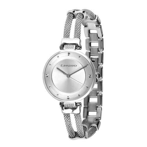 عکس نمای روبرو ساعت مچی برند گوآردو مدل T01061-2