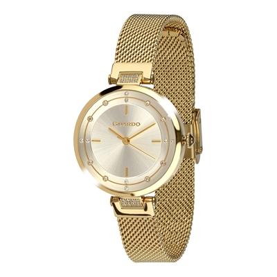 عکس نمای روبرو ساعت مچی برند گوآردو مدل T01061(1)-3