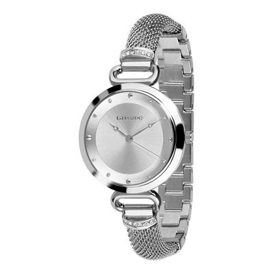 عکس نمای روبرو ساعت مچی برند گوآردو مدل T01059-2