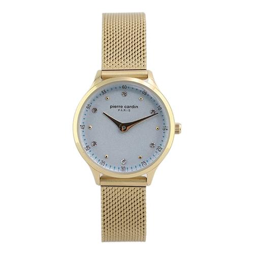 عکس نمای روبرو ساعت مچی برند پیرکاردین مدل PC902682F302
