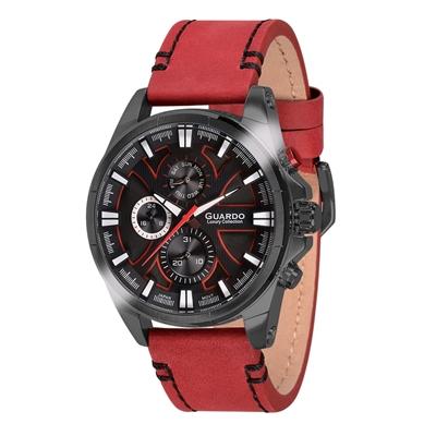 عکس نمای روبرو ساعت مچی برند گوآردو مدل S1631-5