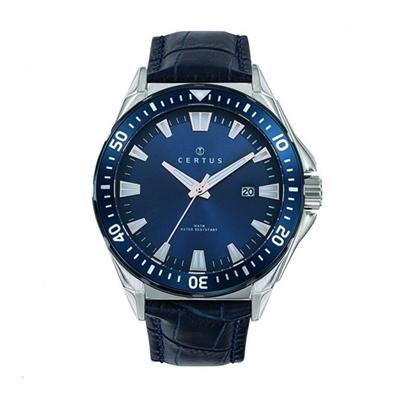 عکس نمای روبرو ساعت مچی برند سرتوس مدل 611122
