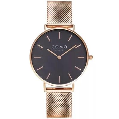 عکس نمای روبرو ساعت مچی برند کومو میلانو مدل CM012.305.1RG