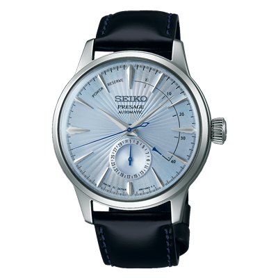 عکس نمای روبرو ساعت مچی برند سیکو مدل SSA343J1