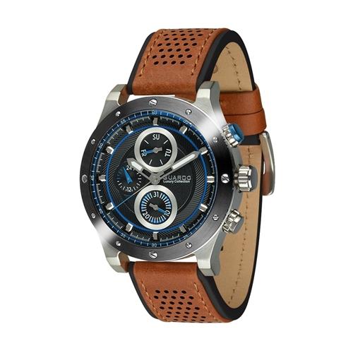 عکس نمای روبرو ساعت مچی برند گوآردو مدل S01355-3