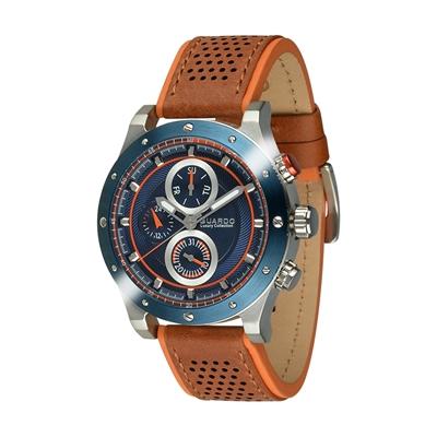 عکس نمای روبرو ساعت مچی برند گوآردو مدل S01355-4