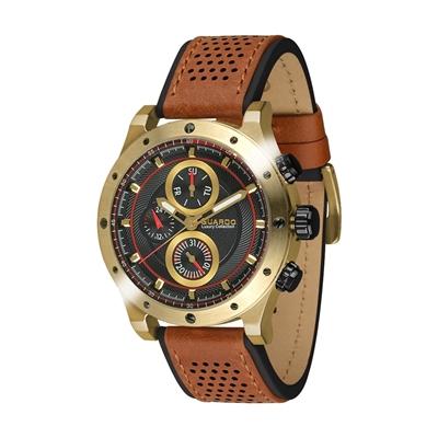 عکس نمای روبرو ساعت مچی برند گوآردو مدل S01355-5