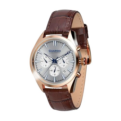 عکس نمای روبرو ساعت مچی برند گوآردو مدل S01662-5