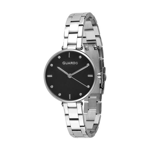 عکس نمای روبرو ساعت مچی برند گوآردو مدل 012506-1