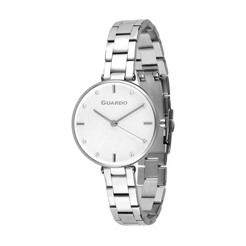 عکس نمای روبرو ساعت مچی برند گوآردو مدل 012506-2