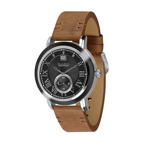 عکس نمای روبرو ساعت مچی برند گوآردو مدل S01636-1
