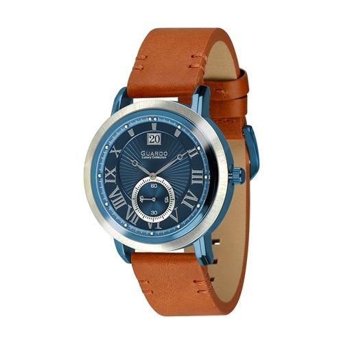 عکس نمای روبرو ساعت مچی برند گوآردو مدل S01636-3