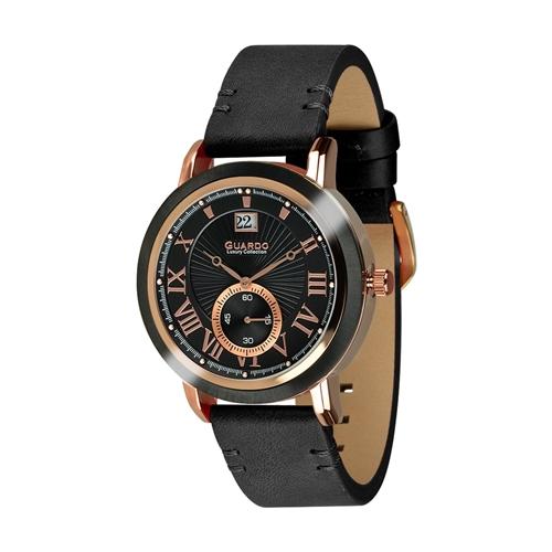عکس نمای روبرو ساعت مچی برند گوآردو مدل S01636-5