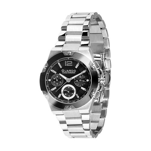 عکس نمای روبرو ساعت مچی برند گوآردو مدل S01527-1