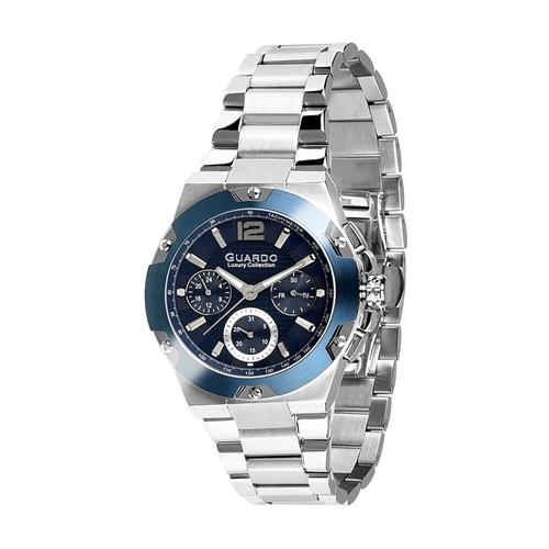عکس نمای روبرو ساعت مچی برند گوآردو مدل S01527-2