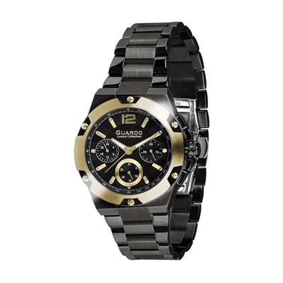 عکس نمای روبرو ساعت مچی برند گوآردو مدل S01527-4