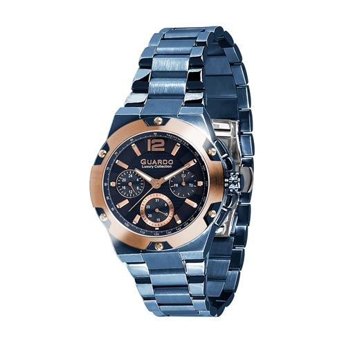 عکس نمای روبرو ساعت مچی برند گوآردو مدل S01527-5