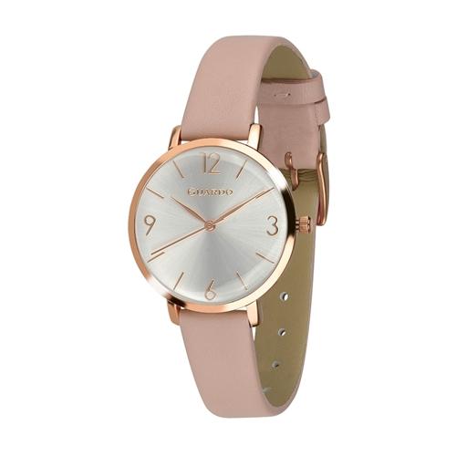 عکس نمای روبرو ساعت مچی برند گوآردو مدل 012231-6