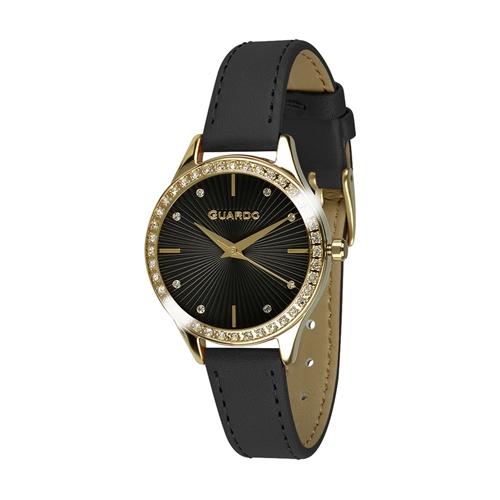 عکس نمای روبرو ساعت مچی برند گوآردو مدل 012241-4