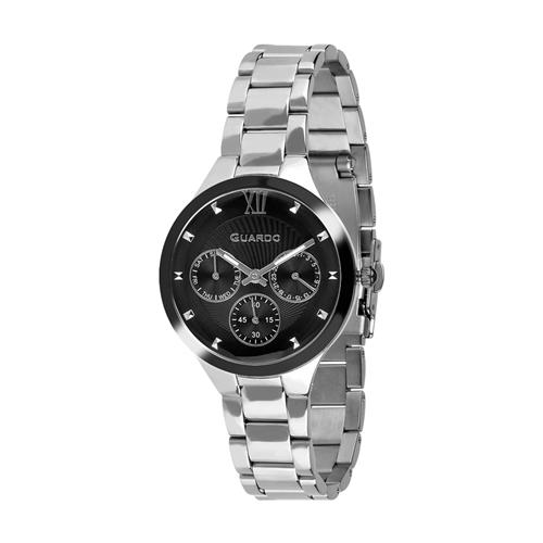 عکس نمای روبرو ساعت مچی برند گوآردو مدل 012244-1
