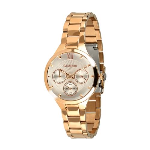 عکس نمای روبرو ساعت مچی برند گوآردو مدل 012244-5