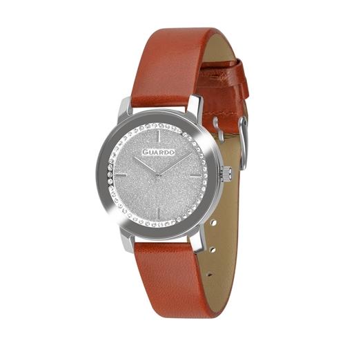 عکس نمای روبرو ساعت مچی برند گوآردو مدل 012477-1