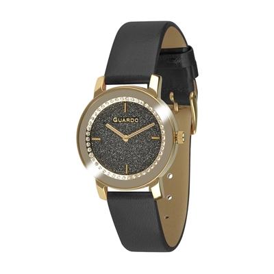 عکس نمای روبرو ساعت مچی برند گوآردو مدل 012477-4