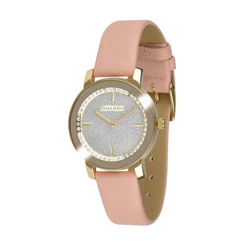 عکس نمای روبرو ساعت مچی برند گوآردو مدل 012477-5