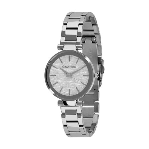 عکس نمای روبرو ساعت مچی برند گوآردو مدل 012502-2