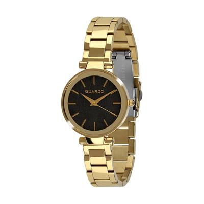 عکس نمای روبرو ساعت مچی برند گوآردو مدل 012502-4