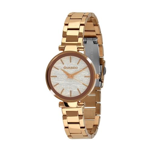 عکس نمای روبرو ساعت مچی برند گوآردو مدل 012502-5