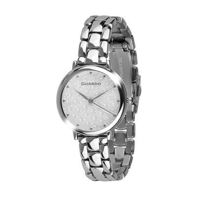 عکس نمای روبرو ساعت مچی برند گوآردو مدل 012503-2