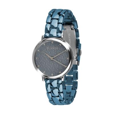 عکس نمای روبرو ساعت مچی برند گوآردو مدل 012503-6