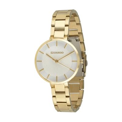 عکس نمای روبرو ساعت مچی برند گوآردو مدل 012505-3