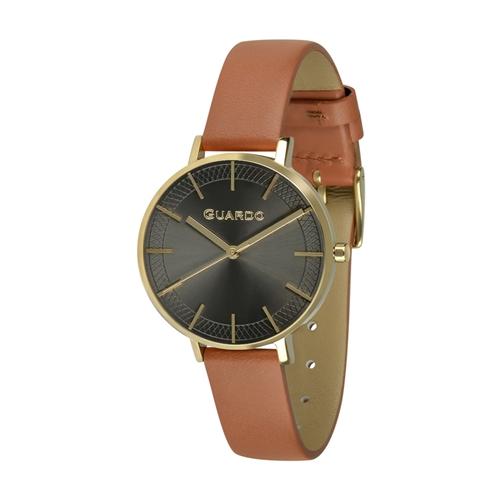 عکس نمای روبرو ساعت مچی برند گوآردو مدل B01396-3