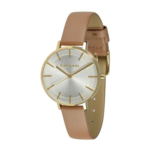 عکس نمای روبرو ساعت مچی برند گوآردو مدل B01396-4