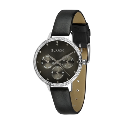 عکس نمای روبرو ساعت مچی برند گوآردو مدل B01340(1)-1