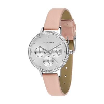 عکس نمای روبرو ساعت مچی برند گوآردو مدل B01340(1)-2